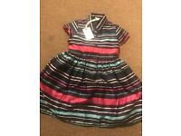 Girls Dress by Jasper Conran Jr. Age 2-3 yrs. BNWT