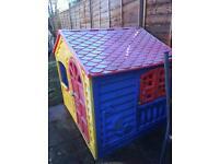 Garden Kids Play House
