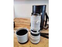 Minolta 300mm hsa lens (shop new)