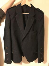 kilt jacket and waistcoat