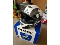 Shark Led Helmet