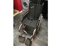 Breezy Wheelchair