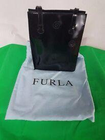 Italian Designer Furla Hand Bag with Storage Pouch