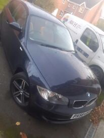 BMW 118i SE, very low mileage, Full Service history, Must see!