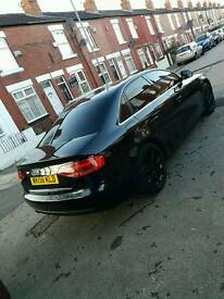 Audi A4, Black, Low Mileage, HPI clear, clean