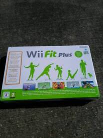 Nintendo wii fit plus board