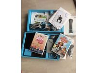 Nintendo Wii Black Limited Edition Console With Sports Resort Pack