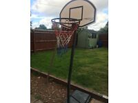 Smyths basket ball stand