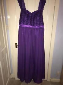 Stunning handmade bridesmaid/prom/party dress