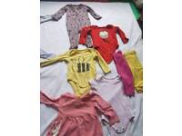 Bundle of boys girls clothes 3-18 months NEXT ZARA M&S CONVERSE AND OTHER