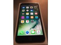 iPhone 6s Plus 16 gig small chip on bottom corner