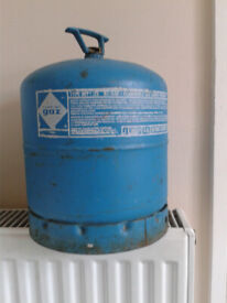 Gas Bottle, Camping Gaz 907, Empty, Private sale, Time on hands, having Covid clear out, no text pl