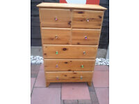 Chest of Drawers Delivery Available for a cost.