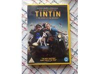 The Adventures Of Tintin.