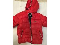 Warm winter coat (2-3 yr), Mayoral brand