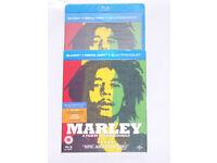 DVD FILM MOVIE BLURAY MARLEY BLU-RAY DIGITAL COPY & ULTRAVIOLET CODE 2012 BOB.⭐️