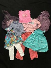 Girls Bundle Age 4