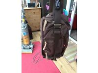 Brand-new large workbag/holdall/rucksack. Thick/heavy duty material.