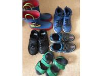 Boys shoes size 10, £2 each!