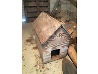 Pet house (cat or small dog)