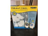 Tomy Baby monitor walk about classic