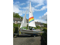 Sailing Dinghy - American 14.6