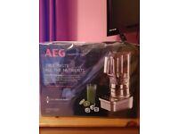 AEG gormet pro series SB 9300-U table blender.q