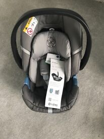 Never Been Used Car Seat