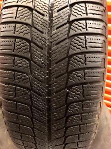 215-65-16 Michelin x ice 4 pneu hiver 6-7/32