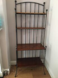 Bakers Rack Shelving Unit - PRICE REDUCTION