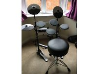 Roland TD-4 electronic drum kit - Hardly used