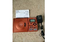 Tascam CD-GT MKII Portable CD Guitar Trainer