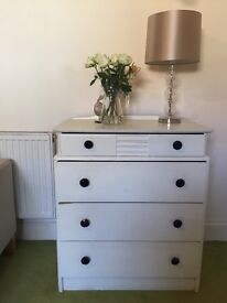 Old/Vintage wooden Chest of Drawers