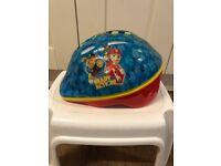 Child's Paw Patrol helmet for sale
