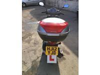 Honda Pes 125