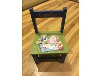 Baby seat called Connor