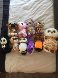 Beanie boos collection