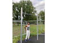 Calisthenics Personal trainer. (Body weight)