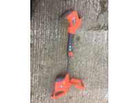 Flymo Cordless Battery Grass Trimmer
