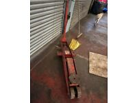 10 ton commercial trolley jack