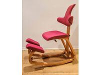 Varier Thatsit Balans Kneeling Chair - Authentic