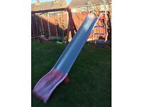 Large Garden Slide