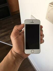 IPhone 5s 16gb unlocked to all network. Good condition