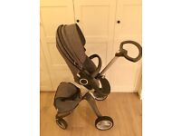 Stokke xplory chassis 2015 excellent condition