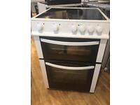 Logic 60cm Electric Cooker