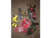 Bosch drill and others tool