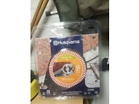 Husqvarna s35 elite cut Diamond blades 300mm rrp £117