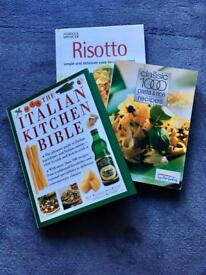 Cooking books - Italian and more