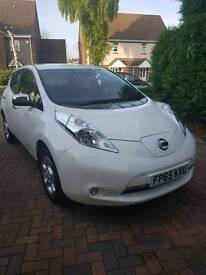 Nissan Leaf (24kwh) Acenta. Battery Owned.