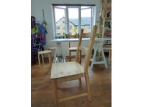 Ikea IVAR Chairs - 10 months old